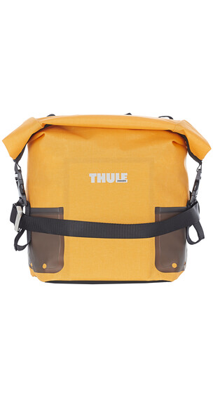 Thule Pack'n Pedal Adventure Tour fietstas Small geel